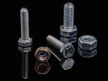 Free Nuts And Bolts Stock Photo - 52181210