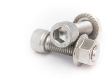 Free Nuts And Bolts Stock Image - 69394781