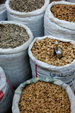 Nuts And Seeds Stock Photos