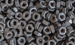 Nuts and Bolt Stock Photo