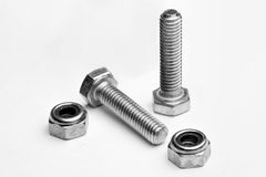 Nuts and Bolts Stock Photos