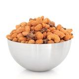 nuts cashewchokladen stor bit Royaltyfria Bilder