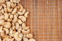 Nuts Cashews Stock Photography