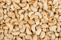 Nuts Cashews Royalty Free Stock Images