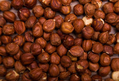 Nuts composition Royalty Free Stock Images