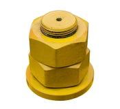 Nuts et boulon Image stock
