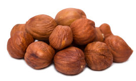 Nuts the filbert Royalty Free Stock Photo