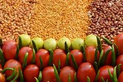 nuts grönsaker Royaltyfri Bild