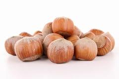 nuts, hazelnut Royalty Free Stock Photos