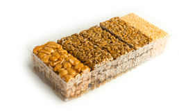 Nuts-and-honeys Stock Images