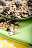 Nuts and kernels Stock Photos