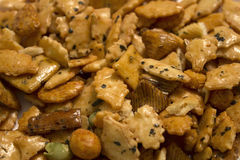 Nuts and Kernels Royalty Free Stock Photo