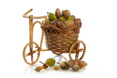 Nuts mix Royalty Free Stock Photography