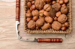 Nuts mix Royalty Free Stock Image