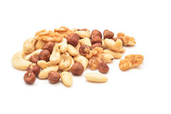 Nuts mix Royalty Free Stock Photo