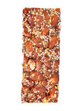 Nuts muesli Bar Royalty Free Stock Photo