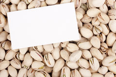 Nuts Pistachios Stock Photo