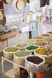 Nuts, spices and pulses Nizwa Stock Photo