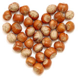 Nuts about you Stock Photography