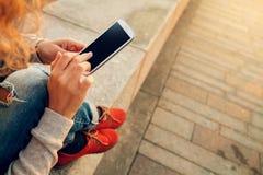 Nuttig ding - smartphone Royalty-vrije Stock Fotografie