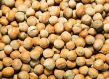 A nutty background Stock Images