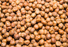 A nutty background Stock Image
