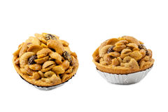 Nutty Tart Stock Image