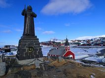 Nuuk Stockfotos