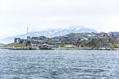 Nuuk Greenland fotografia stock