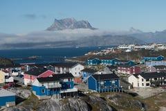 Nuuk, Groenland royalty-vrije stock fotografie