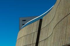Nuuk, het kapitaal van Groenland stock foto's