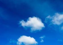 A nuvem Foto de Stock Royalty Free