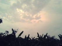 nuvem Fotografia de Stock