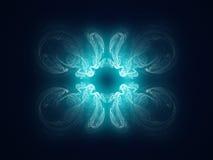 Nuvem abstrata do plasma Fotografia de Stock
