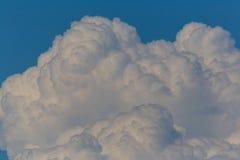 Nuvem branca Imagens de Stock Royalty Free
