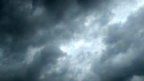 Nuvem chuvosa Fotos de Stock Royalty Free