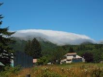 Nuvem de Oregon Fotografia de Stock