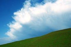 Nuvem de tempestade Foto de Stock
