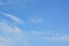 nuvem do céu Foto de Stock