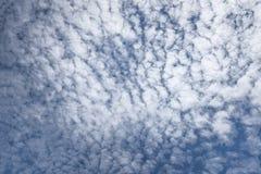 Nuvem e céu Fotos de Stock