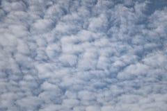 Nuvem e céu azul Fotografia de Stock