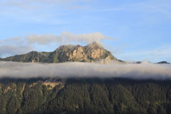 Nuvem estranha Imagens de Stock