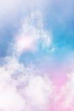 Nuvem etéreo Imagens de Stock Royalty Free