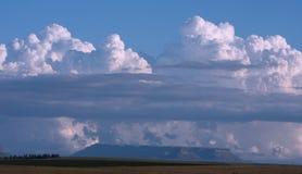 Nuvem grande Fotografia de Stock Royalty Free