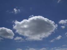 Nuvens imagens de stock