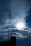 Nuvens! Fotografia de Stock