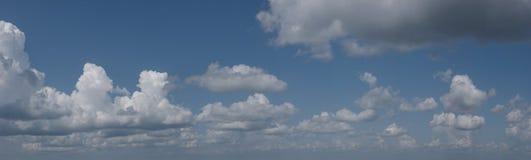 Nuvens 2 Foto de Stock Royalty Free