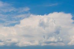 Nuvens 11 Foto de Stock