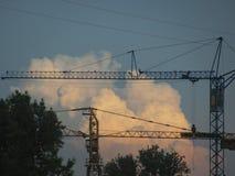 Nuvens Fotografia de Stock Royalty Free