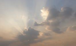 Nuvens Fotos de Stock